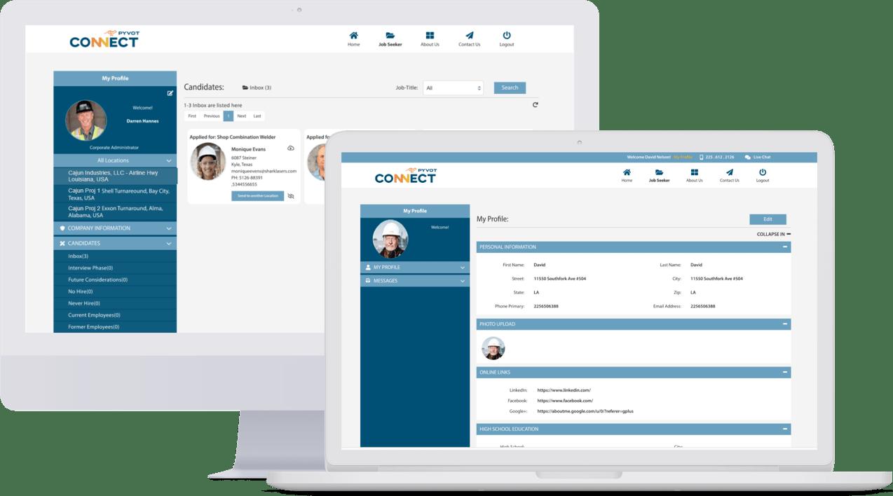 Pyvot Connect Workforce Technology