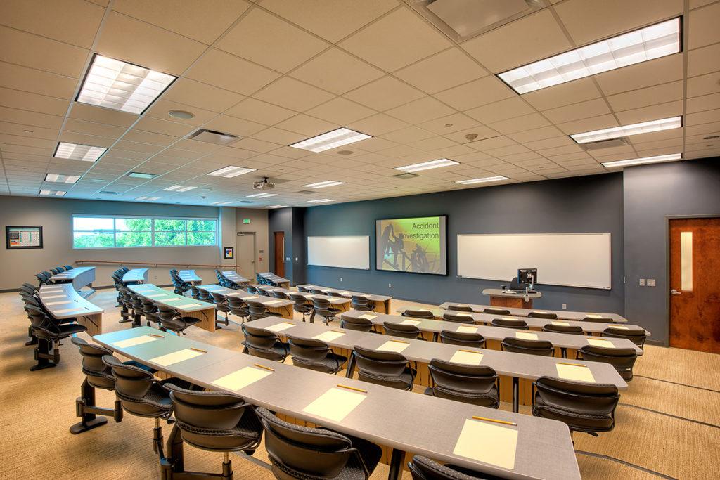 Customized Safety Training Room